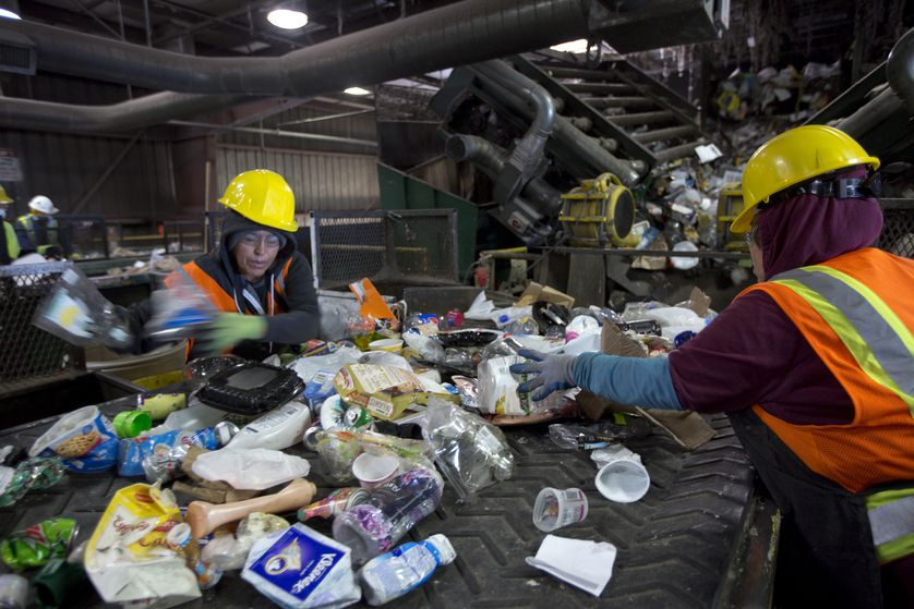 Recycling Could Be As Simple As Adjusting Eating Manners