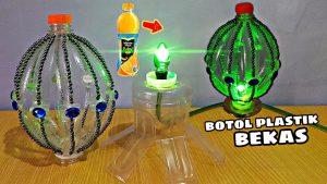 Lampu Hias Untuk Botol Bekas