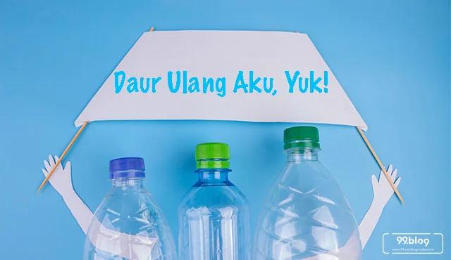 Penghapusan Serat Botol Bekas