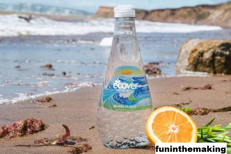 Produk Cemerlang yang Terbuat dari Plastik Laut Daur Ulang